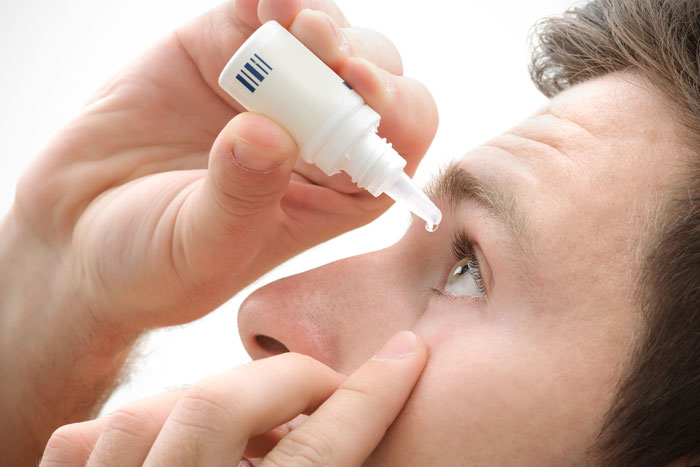 LASIK Eye Surgery Drops